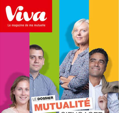 Enquête abonnement au magazine VIVA